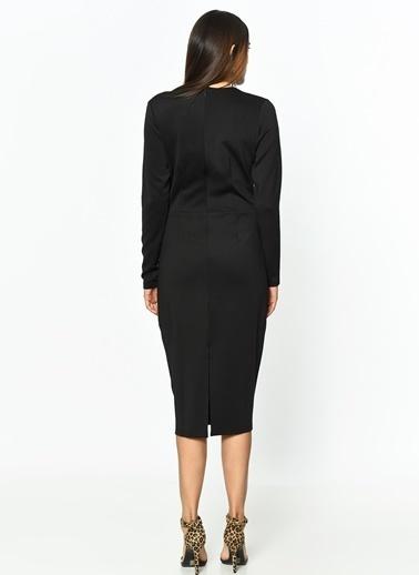 Girl In Mind Abiye Elbise Siyah